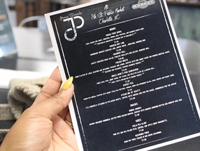 Tidewater Southern Fare: A Delicious Preview of Jimmy Pearls by CLT Black Owned