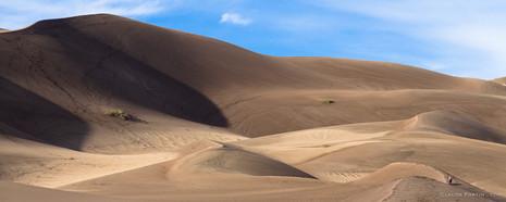 Le Parc national et réserve de Great Sand Dunes est un parc naturel américain, situé dans le Colorado