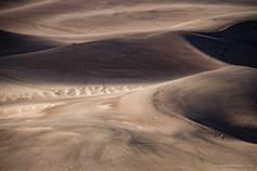 Great Sand Dunes dans le Colorado