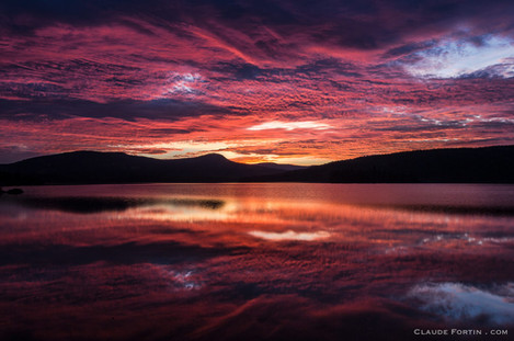 Lac Ste-Anne, Charlevoix