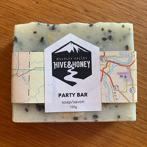 Party Soap Bar