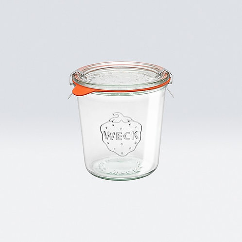Weck Mold Jar 1/2 L