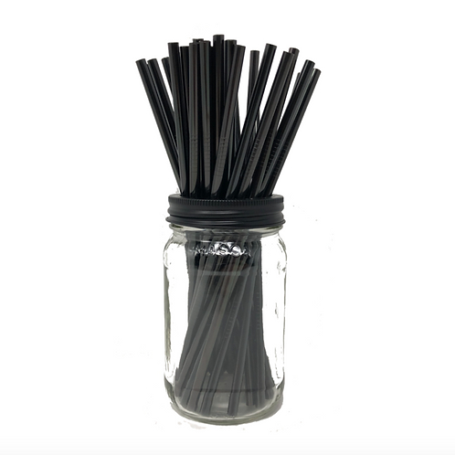 Thin  Stainless Steel Straws