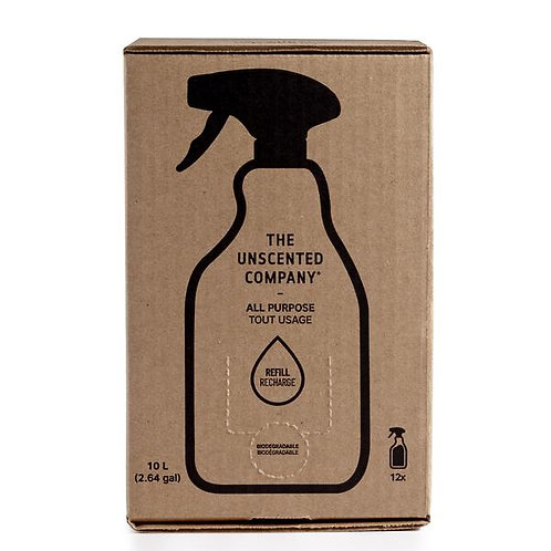 Bulk Unscented All Purpose Cleaner