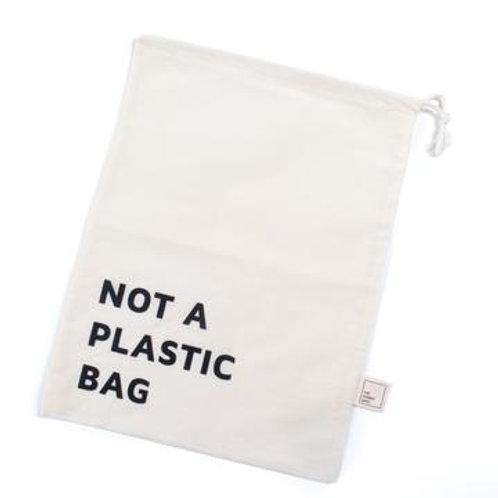 Not a Plastic Bag Reusable Bag