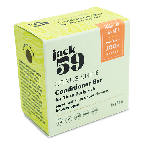 Jack 59 Citrus Shine Conditioner Bar
