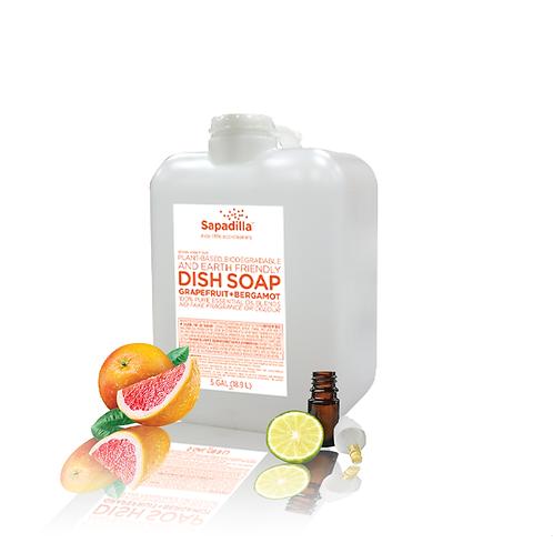 Grapefruit Dish Soap (100g)