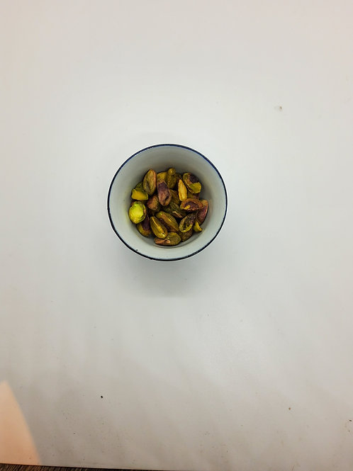 Raw Shelled Pistachios (100g)
