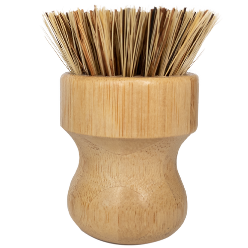 Handheld Dish Brush Coconut