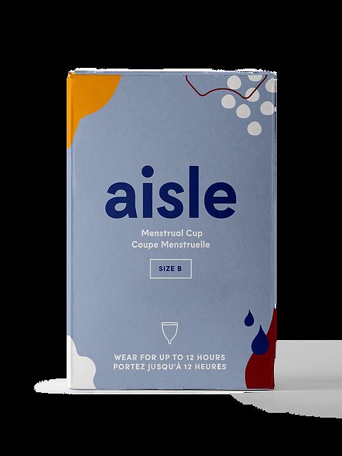 Aisle Menstrual Cup Size B