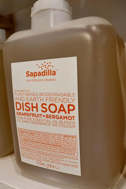 Bulk Grapefruit Dish Soap