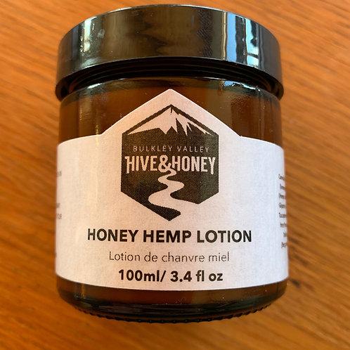 Hive and Honey Hemp Lotion (100g)