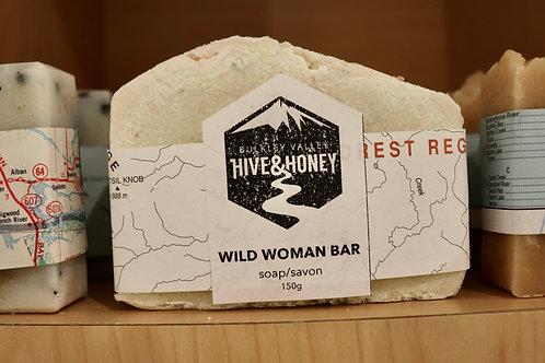 Wild Women Soap Bar
