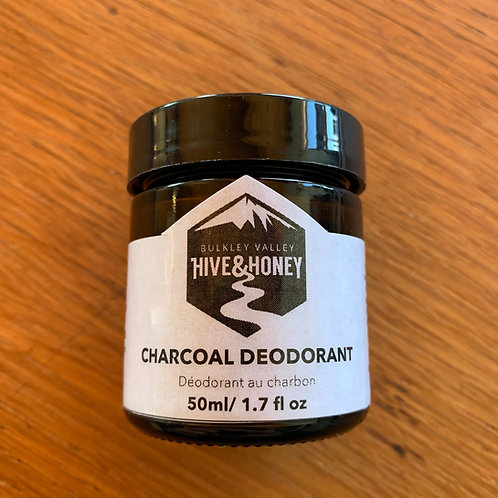 Charcoal Deodorant (100g)