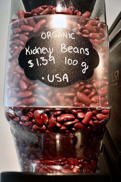 Organic Kidney Beans
