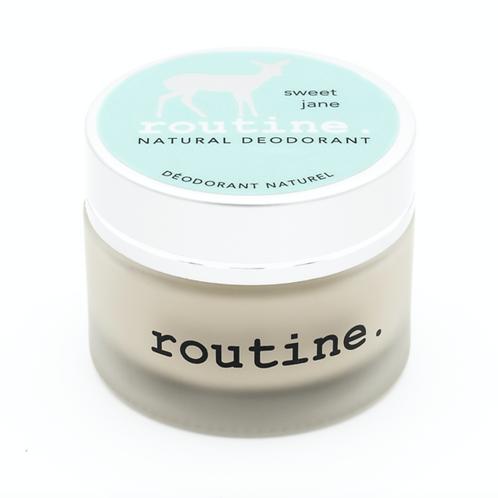 Bulk Routine Sweet Jane deodorant