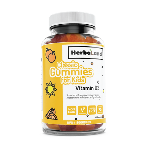 Kids Vitamin D3 (100g)
