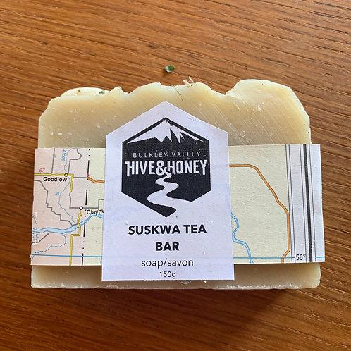 Suskwa Tea Soap Bar