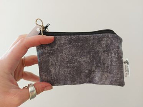 Small Zippered Snack Bag