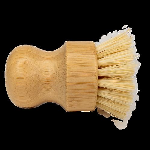 Handheld Dish Brush (sisal)