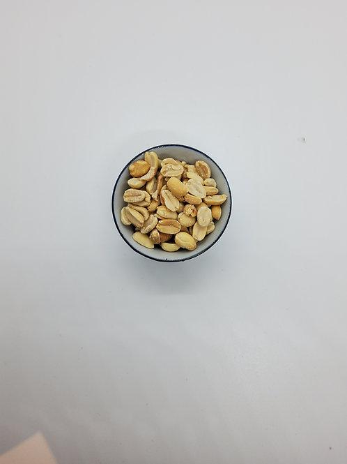 Roasted Peanuts Organic (100g)