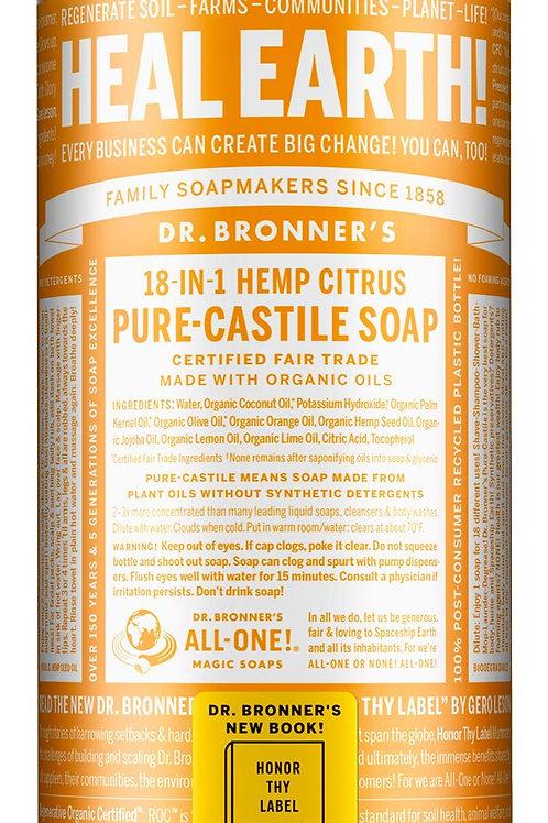 Citrus Castile Soap