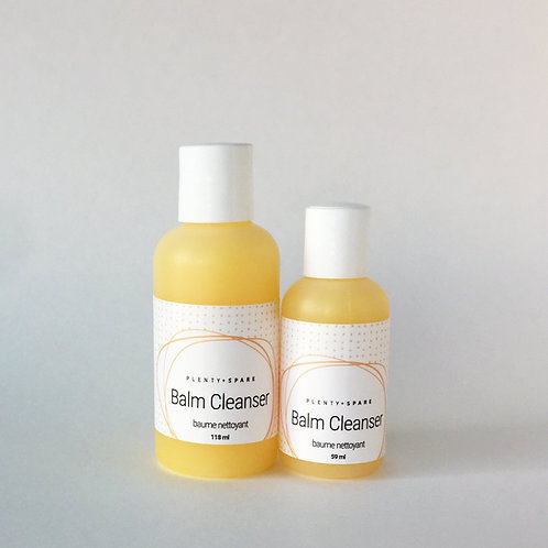 Makeup Remover + Face Cleanser
