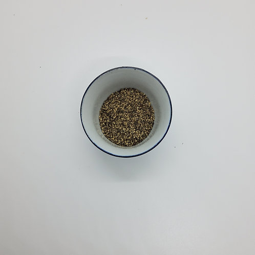 Organic Ground Black Pepper (100g)