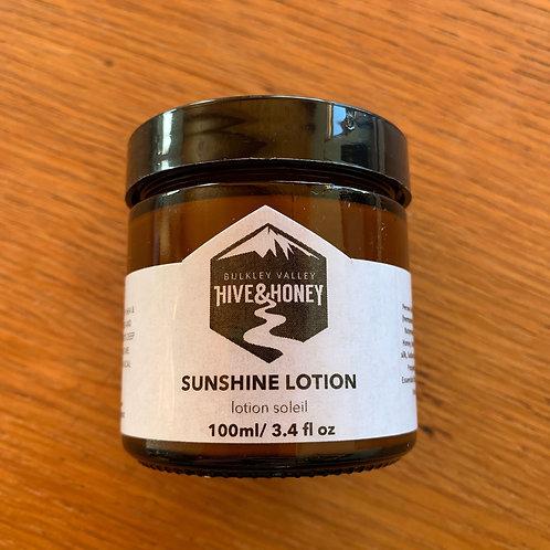 Bulk Hive and Honey Sunshine Lotion
