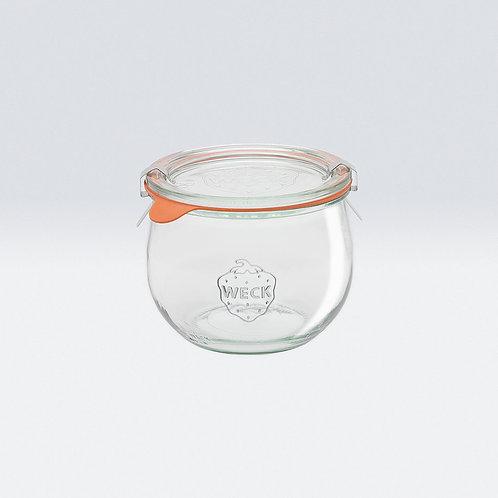 Weck Tulip Jar 1/2L