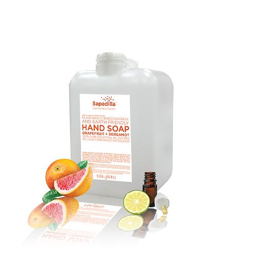 Grapefruit and Bergamot Hand Soap