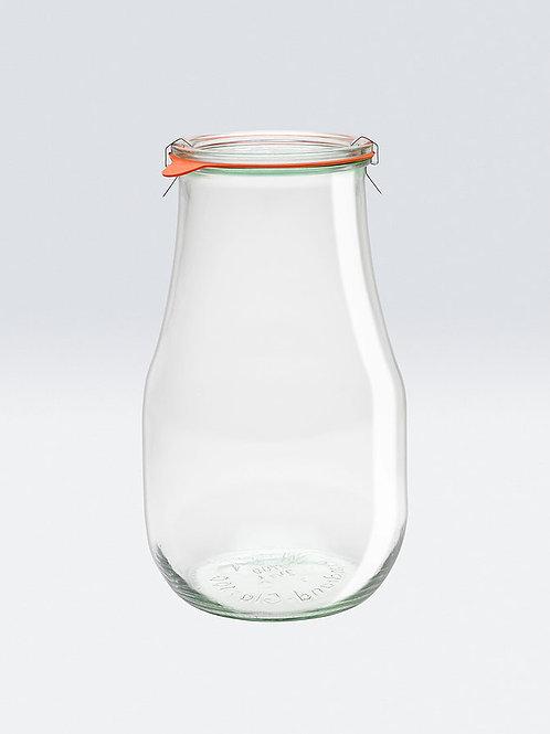 Weck Tulip Jar 2.5L