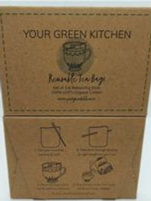 Reusable Tea Bags