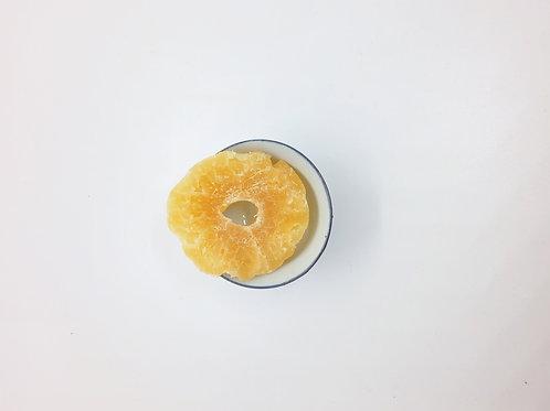 Pineapple Rings Unsulphered