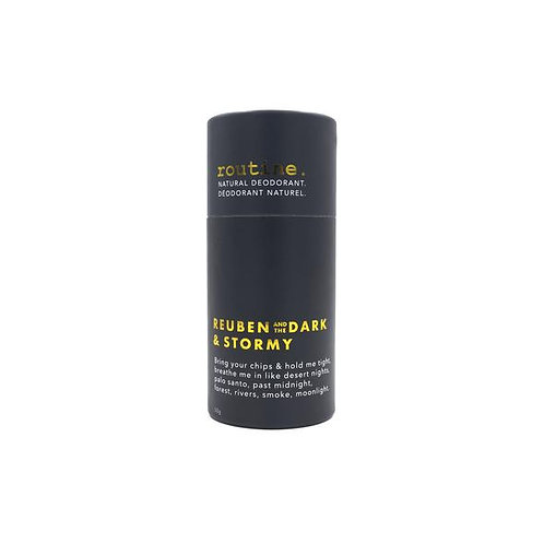 Routine Stick  Reuban Dark & Stormy Deodorant