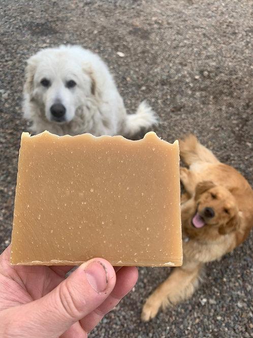 Dog Shampoo Bar Hive and Honey