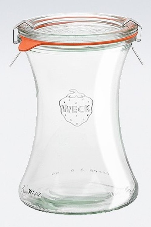 Weck Deli Jar 370 ml