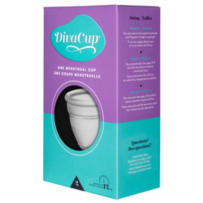 Diva Cup Model #2