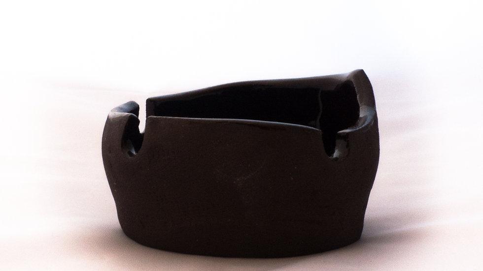 Popielniczka w skorupie // Shell ashtray