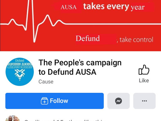 Defund Everything. New Campaign Emerges on Campus
