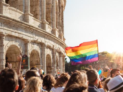 Vatican Breaks Political Silence for Pride 2021
