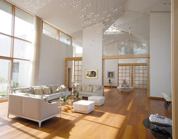 Contemporary Pricate Villa Interior Desi