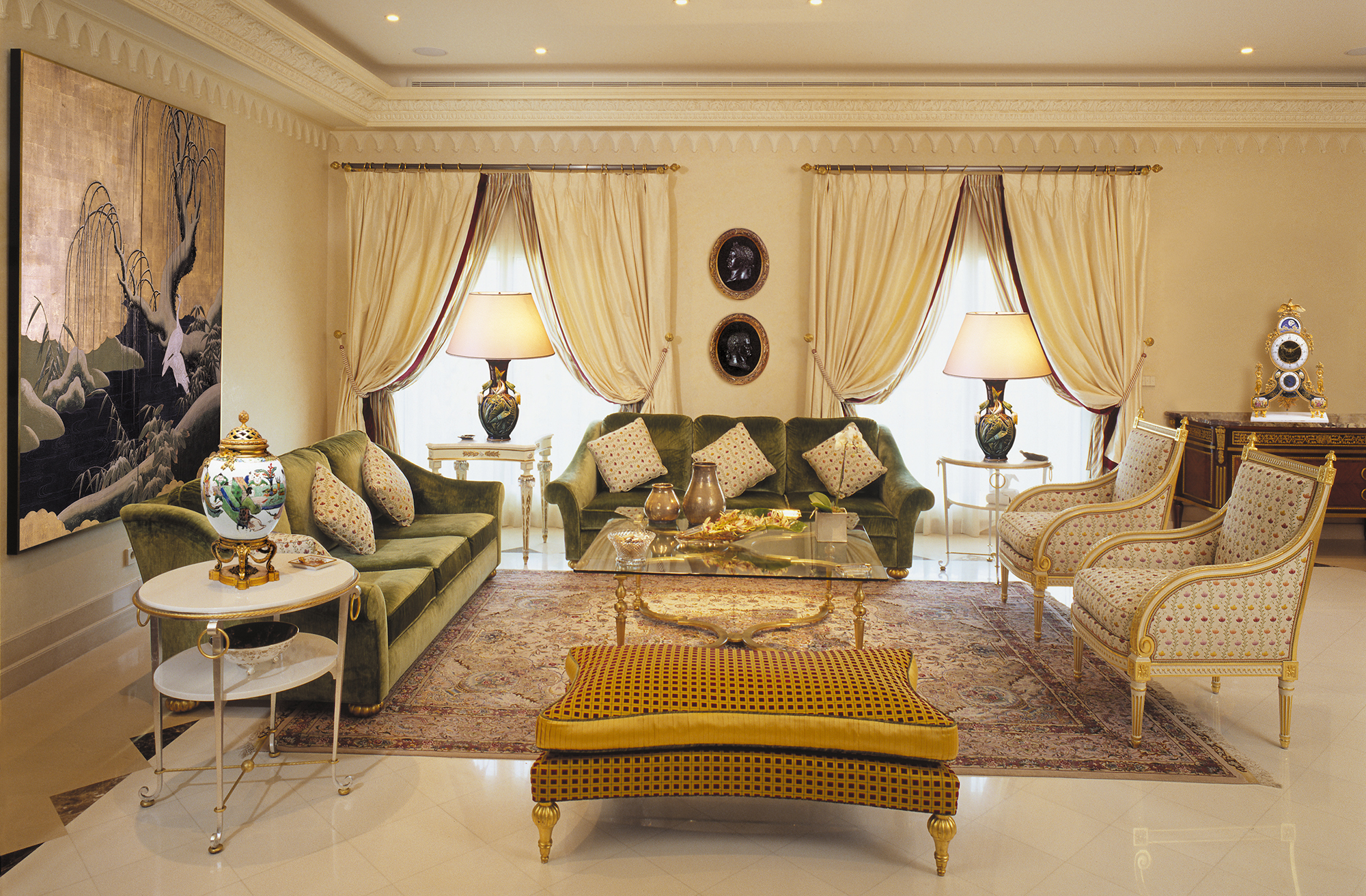 Classical Palaces - JCT Haute Couture In