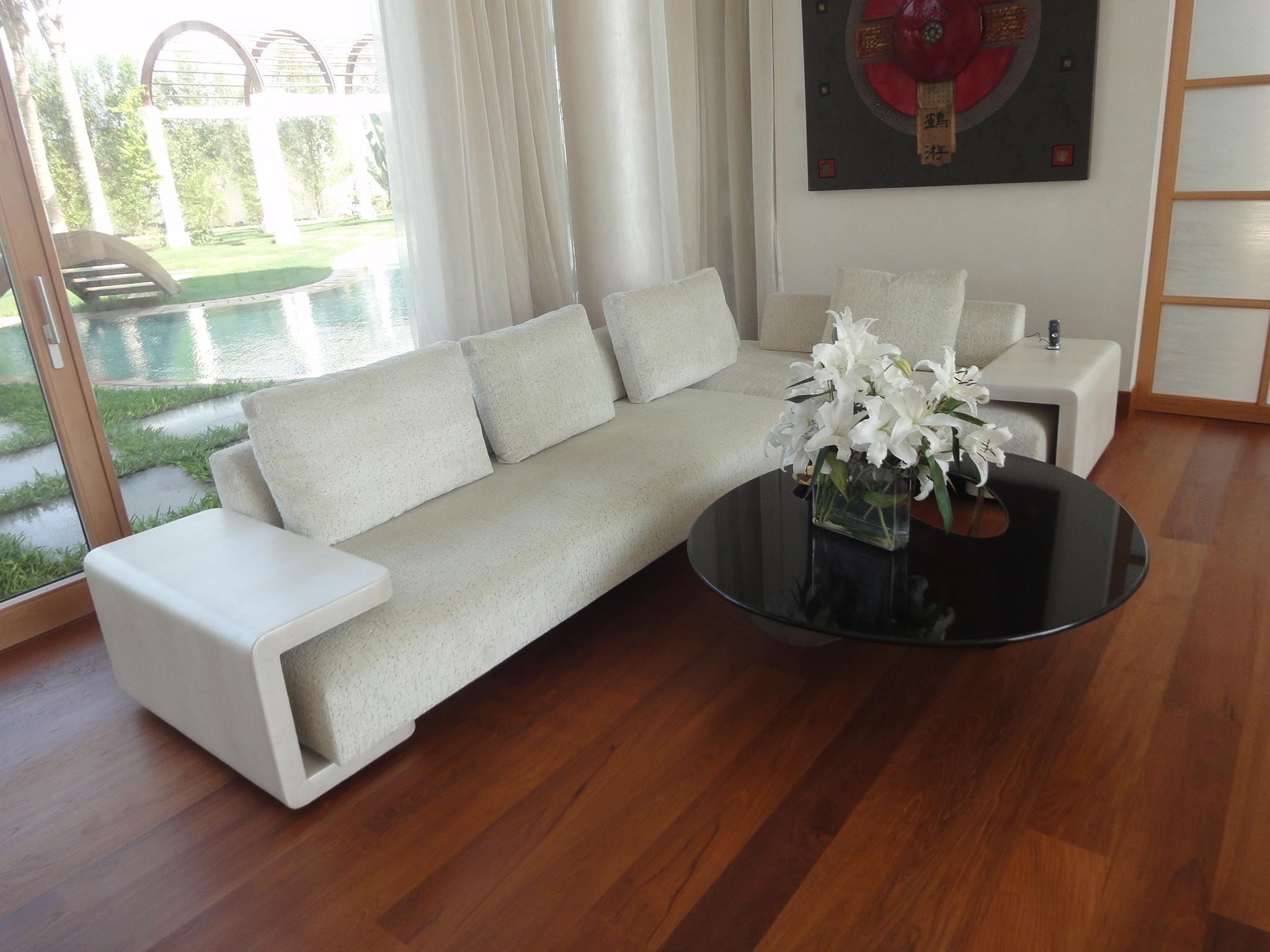 Contemporary Pricate Villa Interior Desi