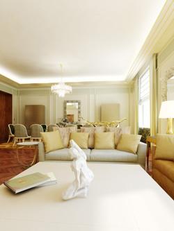 Modernized Art Deco - JCT Haute Couture