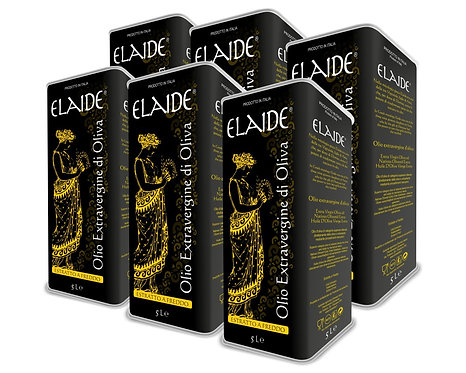 Copia di Olio Extravergine di Oliva selezione Delicato 30 lt (6 latte da 5lt)
