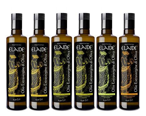 DEGUSTAZIONE ELAIDE  6 bottiglie miste da 0,50lt