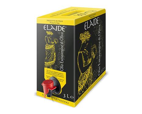 Olio Extravergine di Oliva       3 bag in box da 3 litri