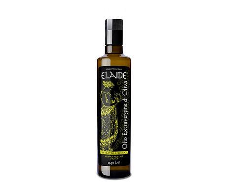 Olio Extravergine di Oliva Monovarietale Dritta 6 bottiglie da 0,50 litri