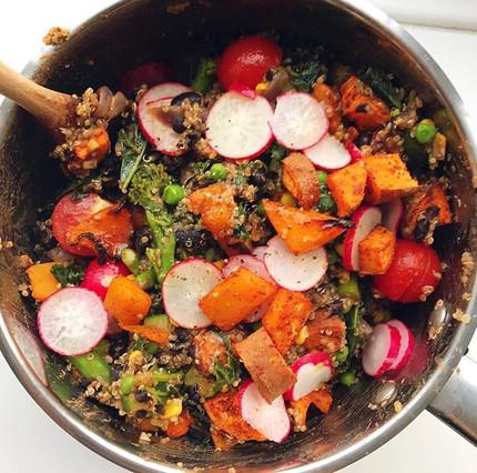 Summer Healthy Vegan Picnic Recipes